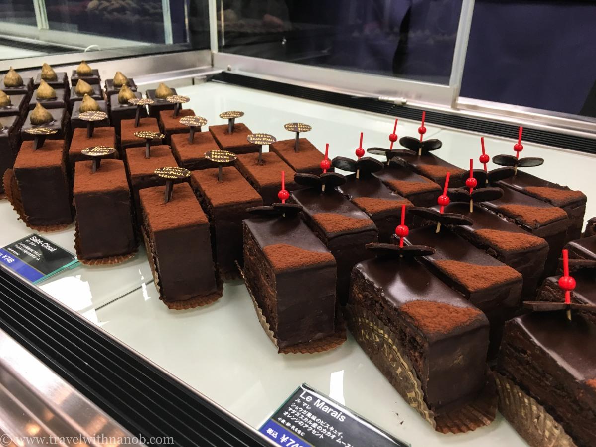 On love chocolate at salon du chocolat tokyo travel for Salon du chocolat montauban