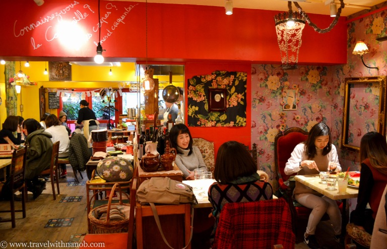 Best Themed Cafes In Tokyo