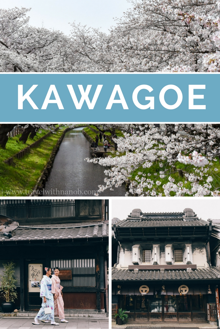 Guide to Kawagoe by Travel With Nano B.