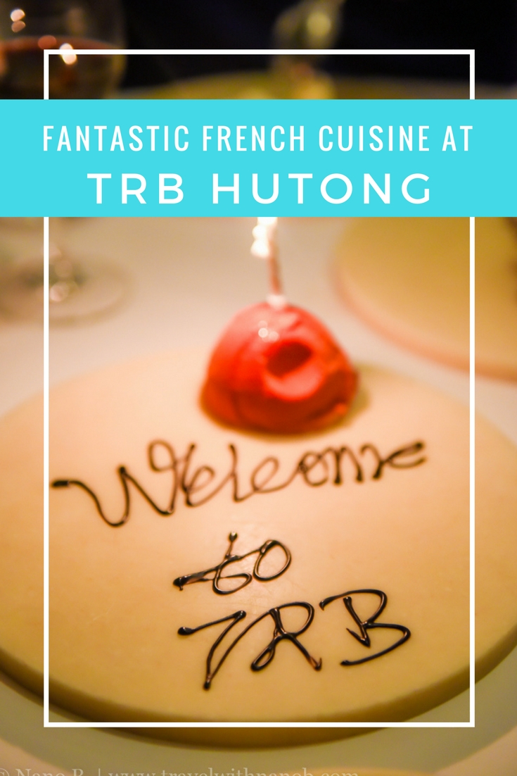 TRB Hutong Beijing Review