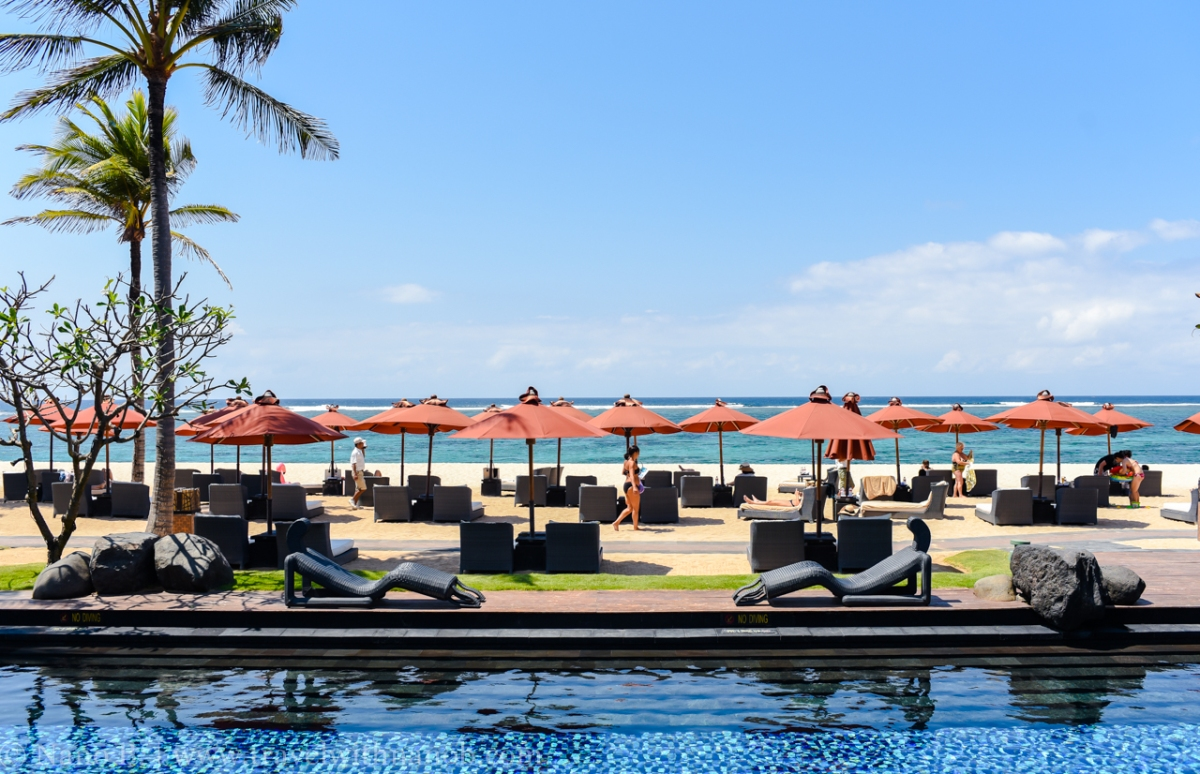 The Rolls Royce of Sunday Brunches at St. Regis Bali