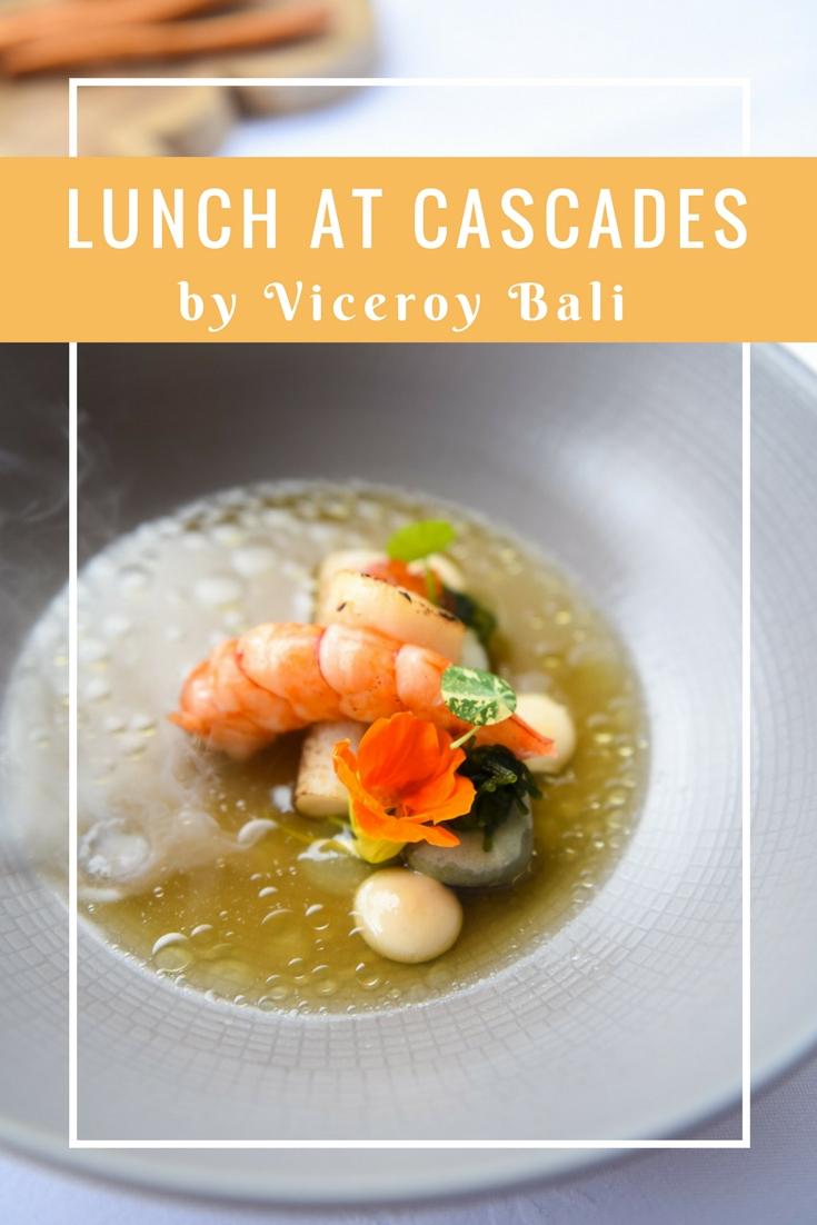 Cascades Vicero on www.travelwithnanob.com