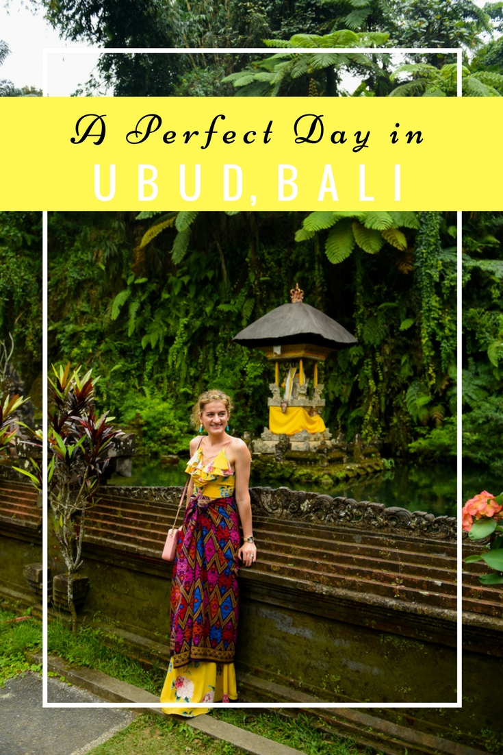 How to spend a perfect day in Ubud 1