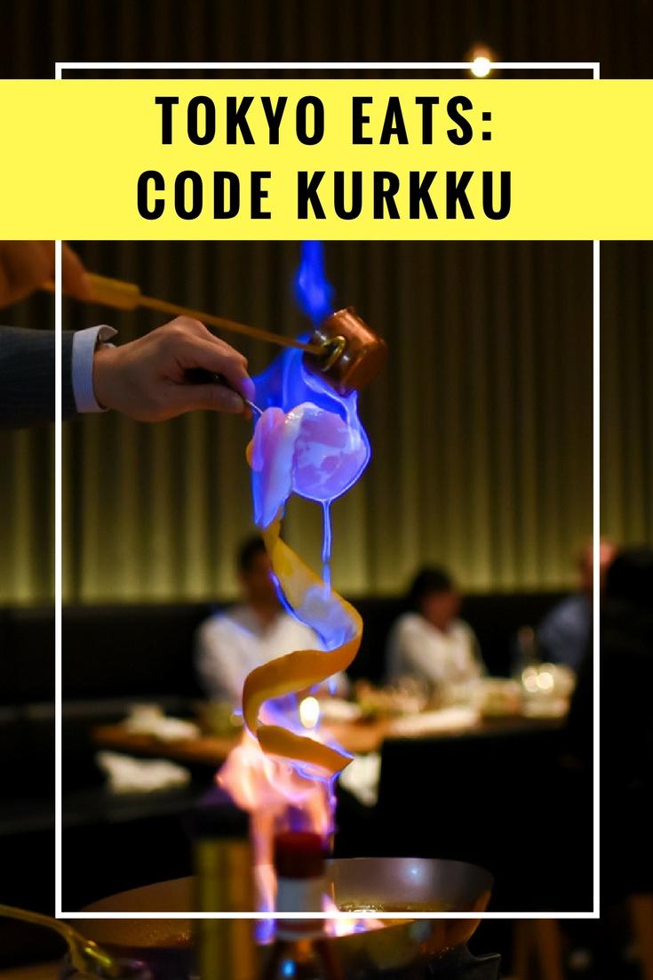Code Kurkku Tokyo