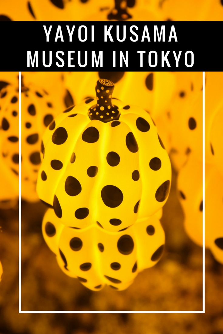 Yayoi Kusama Museum in Tokyo