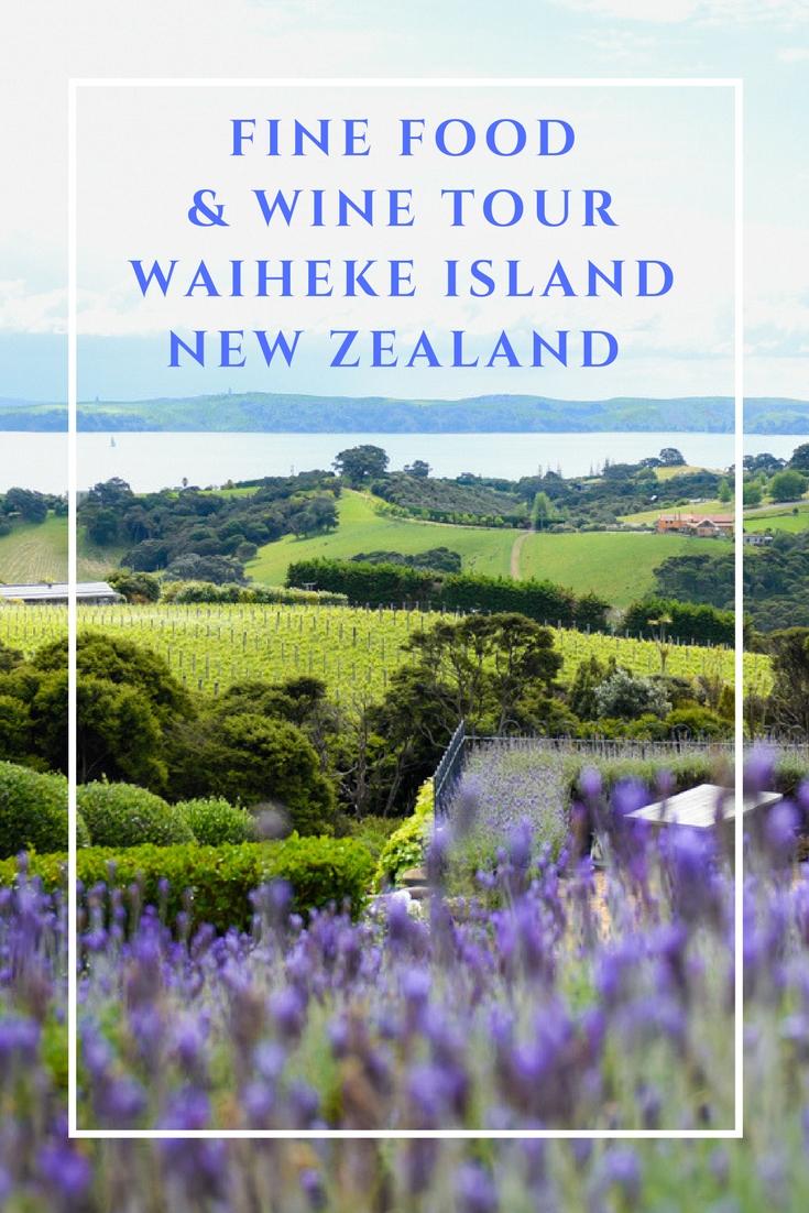 Waiheke Island Wine Tour