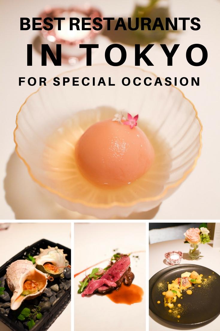 Best Tokyo Restaurants