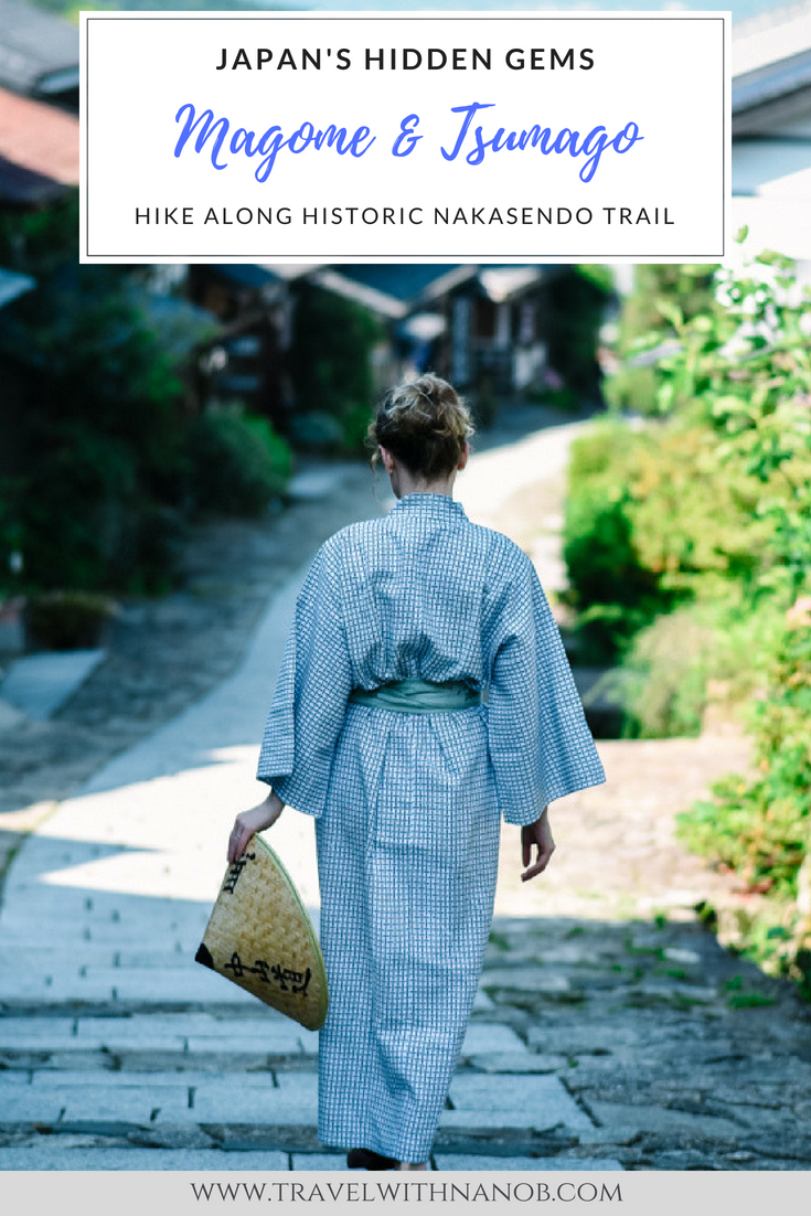 Kiso Valley Nakasendo Hike 3