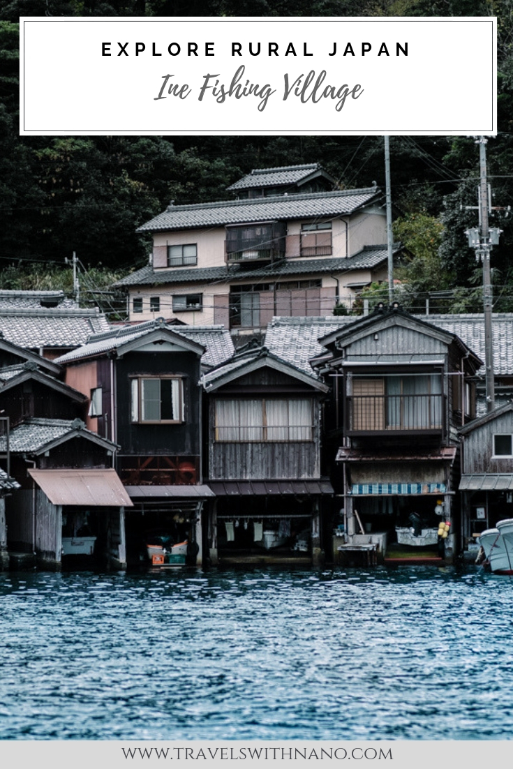 Ine Fishing Village Japan